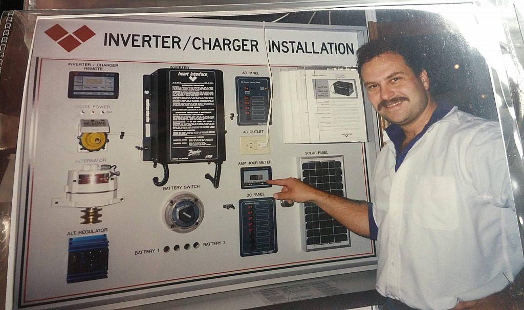 Ray Barbee Inverter Pioneer