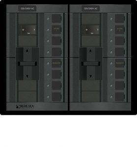 power management dual cord 220 AC 2x2